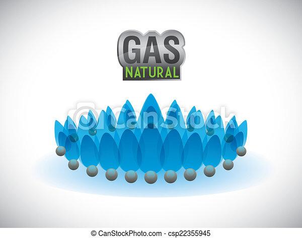 Eps vector de gas dise o natural gas natural dise o for Imagenes de gas natural