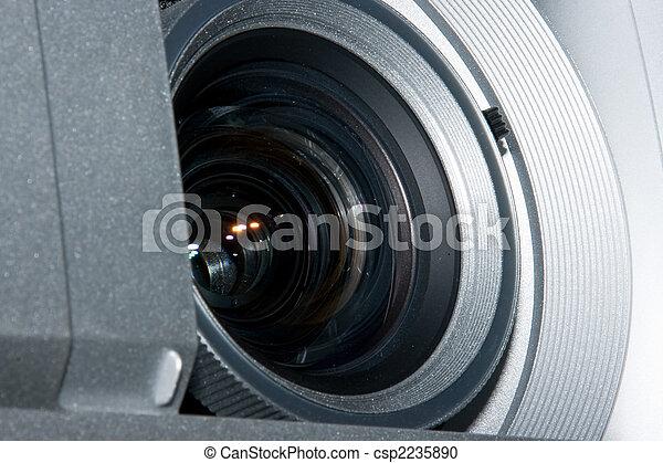 multimedia projector - csp2235890