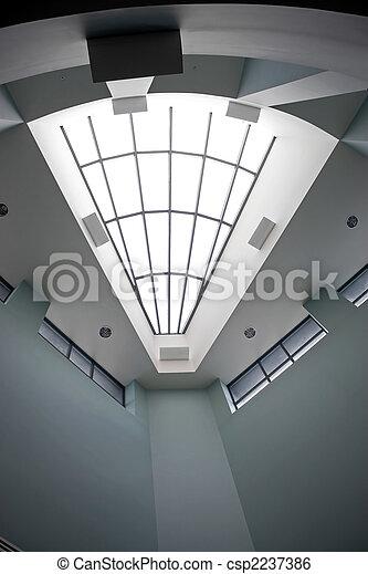 Modern Architectural Interior - csp2237386