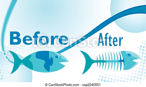 Diet Fish - csp2240551