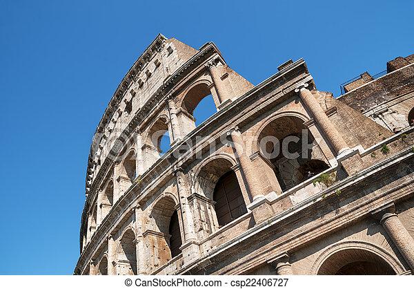 Colosseum, Rome - Italy.