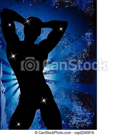 Boy Party Blue - csp2240916