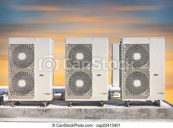 Air compressor  - csp22413401