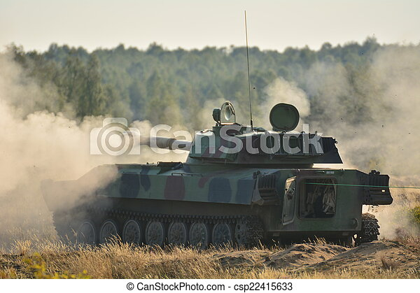 cistern, -, militär - csp22415633