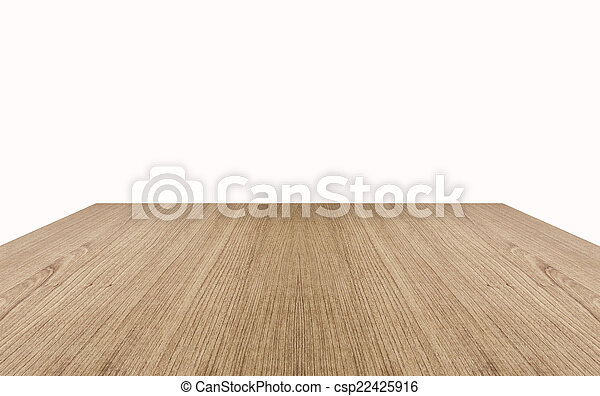 Wood floor texture and background isolated on white