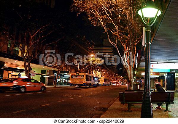 Brisbane Transport - Queensland Australia