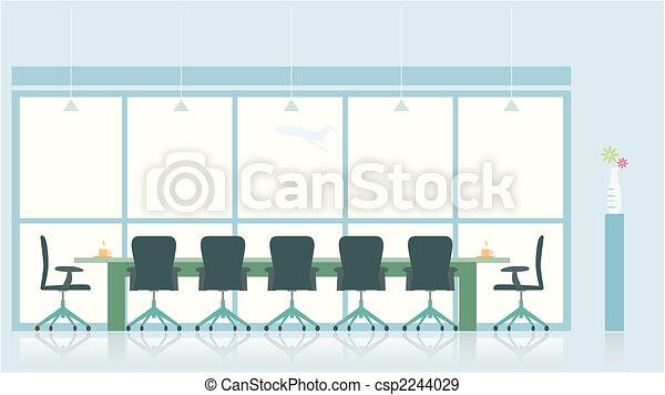 meeting room - csp2244029