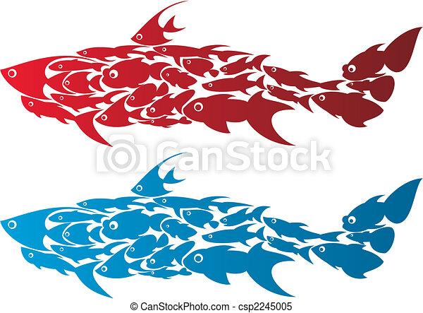 creative shark - csp2245005