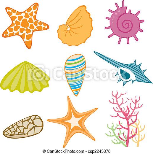 ocean theme icon - csp2245378