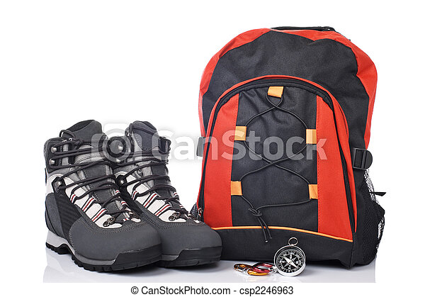 Mountain adventure kit - csp2246963