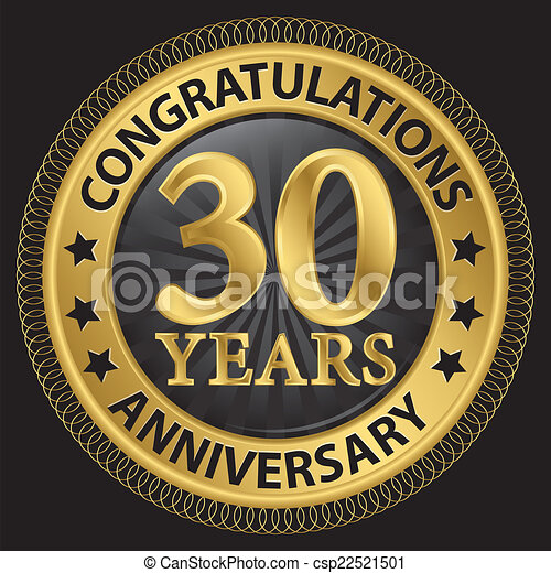 30 year jubilee Vector Clip Art EPS Images. 368 30 year jubilee ...