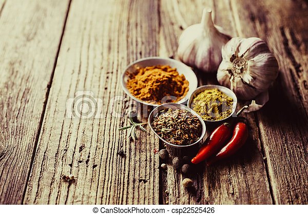 spices, hot pepper