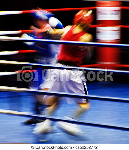 Boxers at the ring - csp2252772