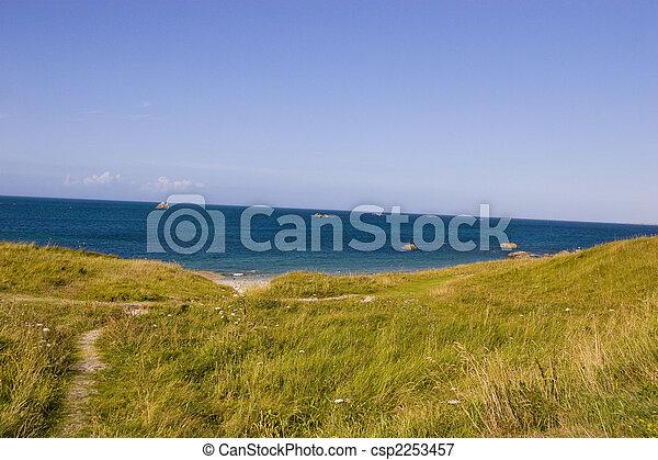 coastline - csp2253457