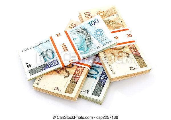 Dinheiro, Brasileiro - csp2257188