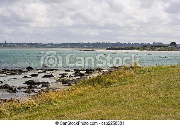 coastline - csp2258581