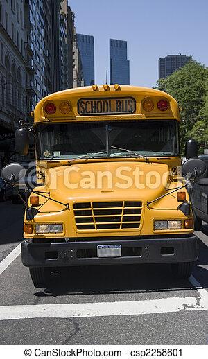 manhattan school bus