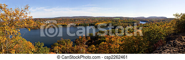 New England Fall Foliage - csp2262461