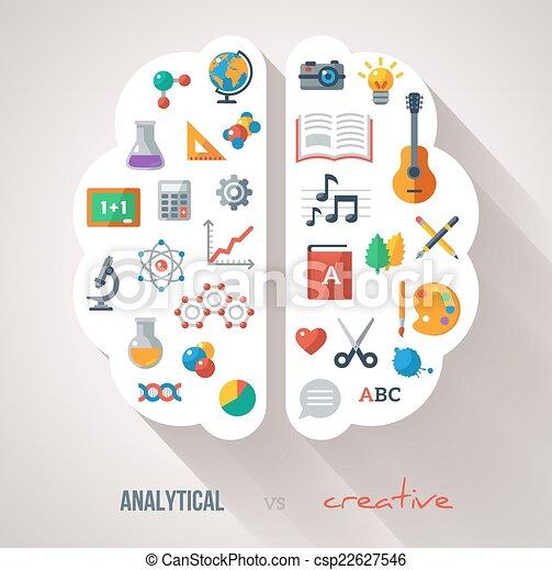 El arte y el pensamiento creativo
