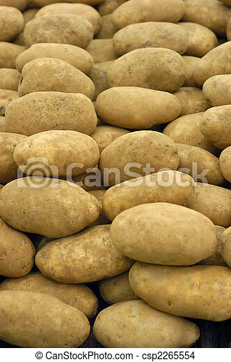 potato - csp2265554