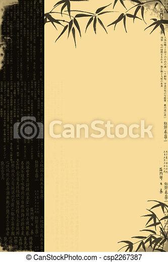oriental background - csp2267387