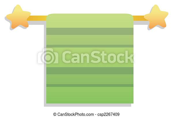 Bath Towel - csp2267409