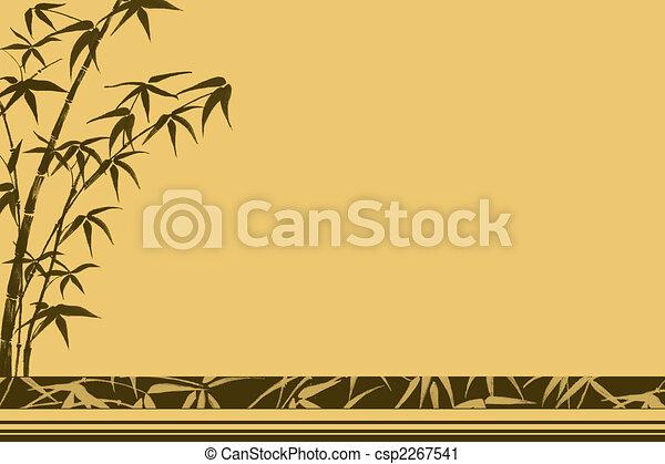 oriental background - csp2267541