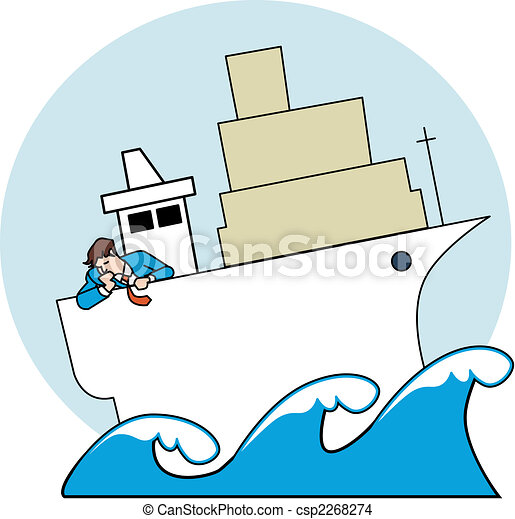 Container ship - csp2268274