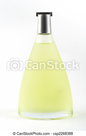 Bottle of scent - csp2268388