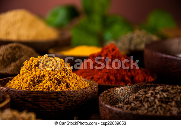 Spices of Indonesia