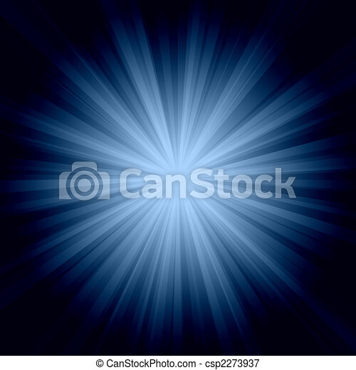 Sun burst background - csp2273937