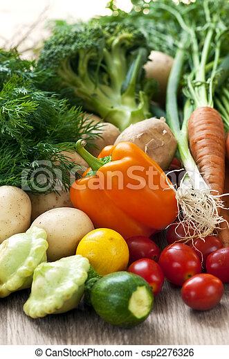 grönsaken - csp2276326