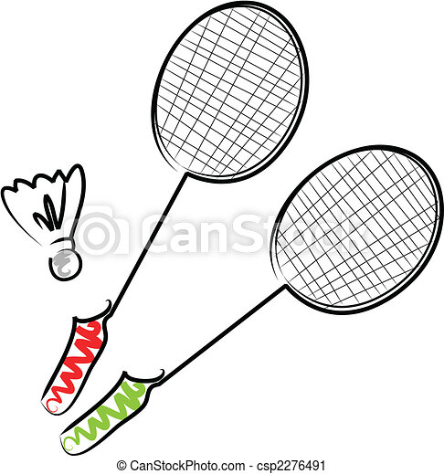 Badminton - csp2276491