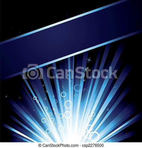 Blue Burst - csp2276500