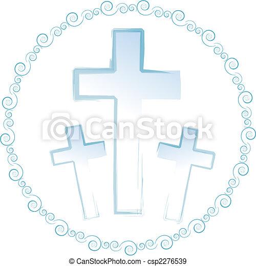 Crucifixes - csp2276539