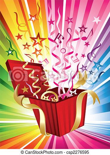 birthday!, felice - csp2276595