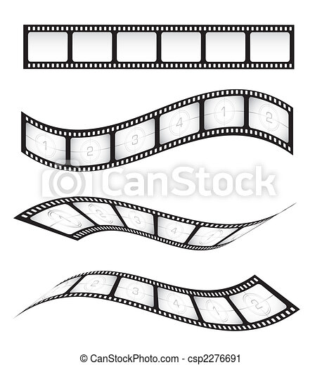 Film Strips - csp2276691