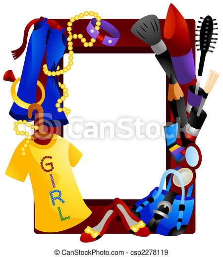 Fashion Frame - csp2278119