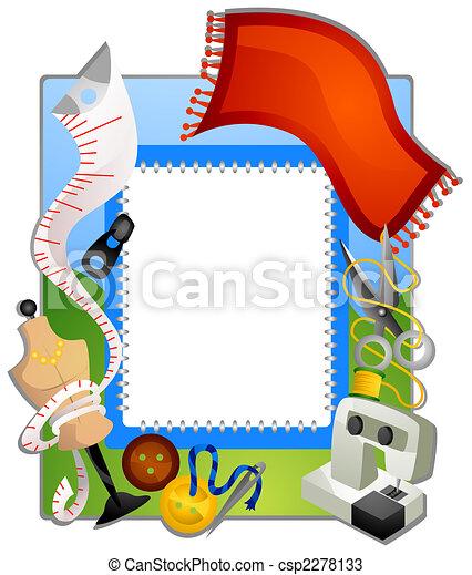 Sewing Frame - csp2278133