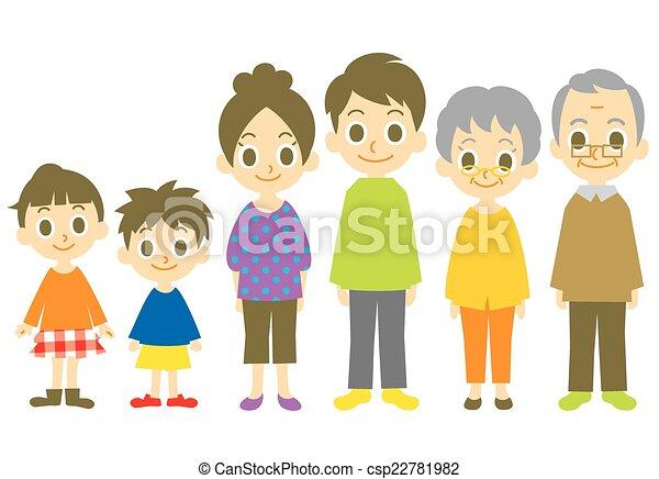 Family - csp22781982