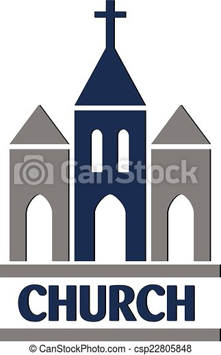 Church logo  - csp22805848