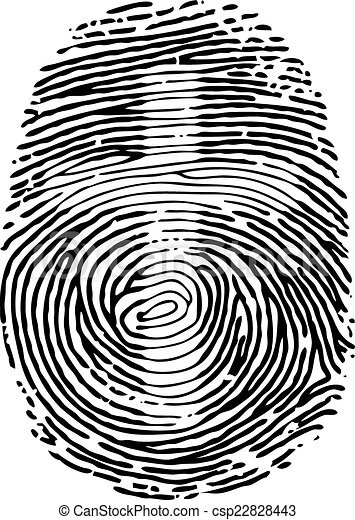 Thumb Print - csp22828443