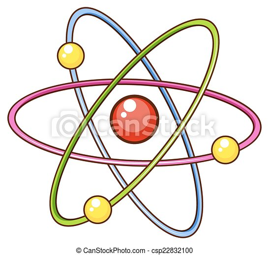 Vector Clipart of A simple sketch of science - Illustration of a ...