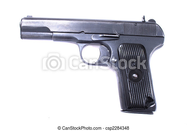 9mm weapon - csp2284348