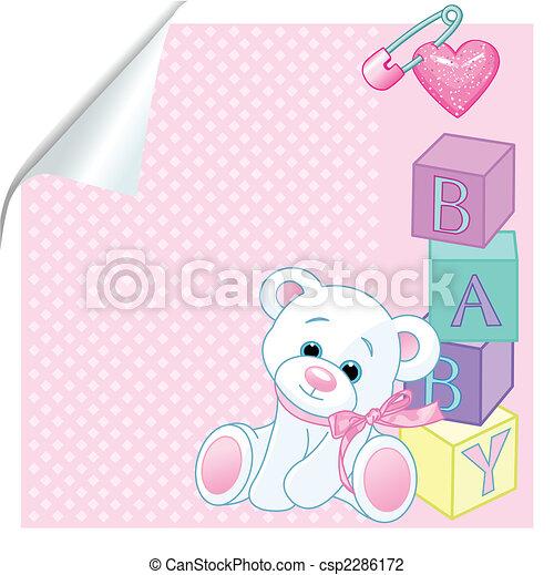 Baby pink - csp2286172