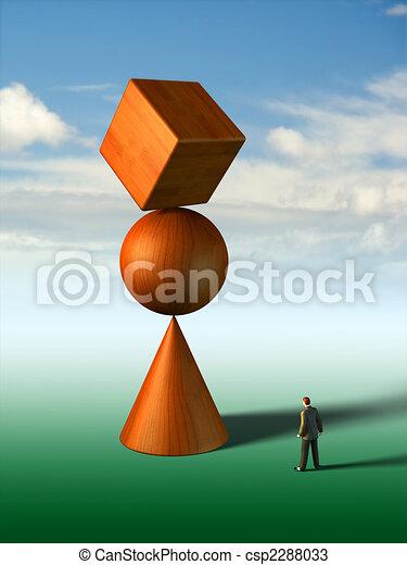 Impossible equilibrium - csp2288033
