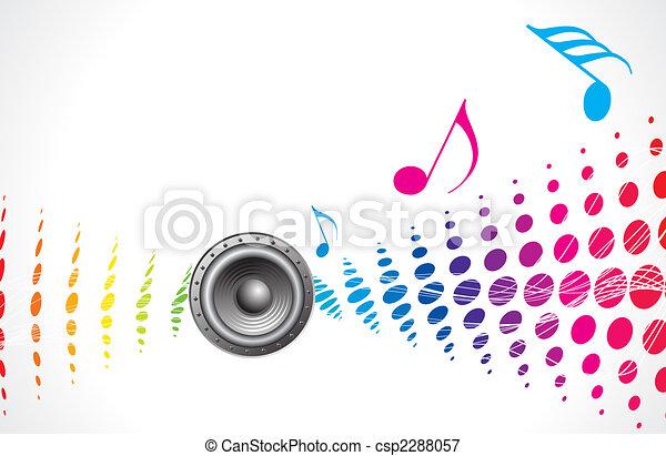Music theme - csp2288057
