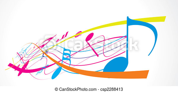 Music theme - csp2288413