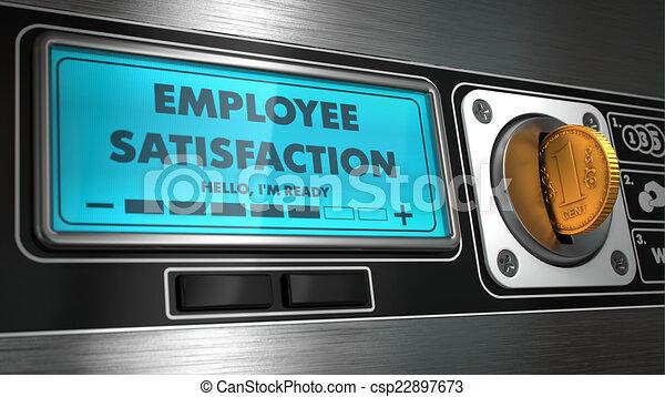 ... - 従業員, 満足, 販売, 機械