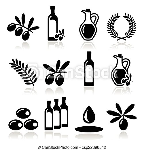 Extra virgin olive oil Clipart Vector and Illustration. 704 Extra ...